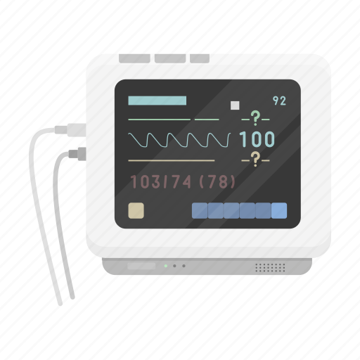 Apparatus, device, measurement, medical, pressure, pulse icon - Download on Iconfinder