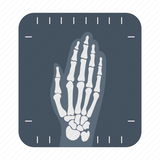 bone, gesture, hand, man, photo, picture, x-ray icon