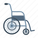 armchair, disabled, transport, vehicle, wheelchair icon