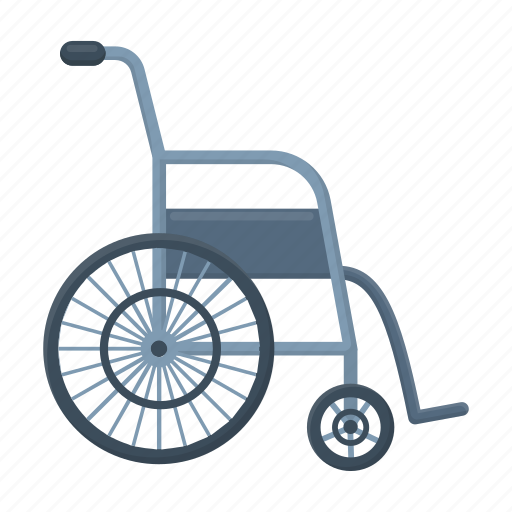 Disabled, armchair, wheelchair, transport, vehicle icon