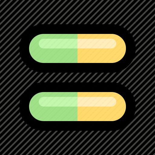 drugs, lozenge, pills, tablet, troche, vitamin icon