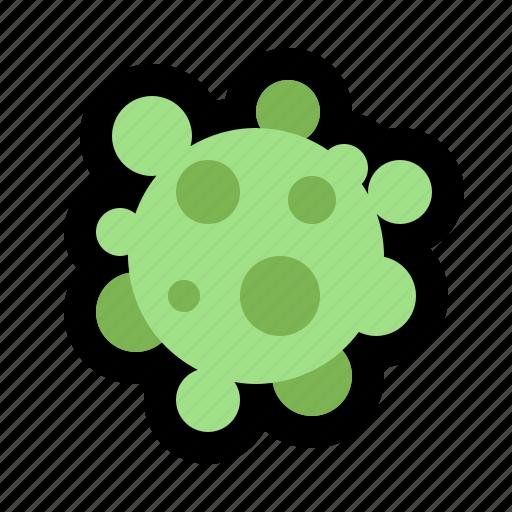 ari, arvi, bacteria, disease, infection, respiratory catarrh, virus icon