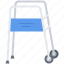 carts, disabled, disease, go, hospital, medicine, treatment