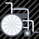 disabled, disease, hospital, medicine, treatment, wheelchair