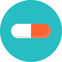 aspirin, capsule, drug, medical, medication, painkiller, pharmacy, pill, tablet, vitamin icon