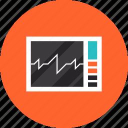 beat, cardiogram, electrocardiogram, health care, healthcare, heartbeat, monitoring, pulse icon