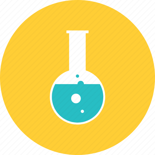 analysis, beaker, bottle, experiment, glass, lab, reaction, research, test, tube icon