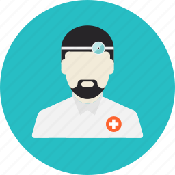 clinic, doctor, employee, hospital, medic, person, physician, specialist, staff icon