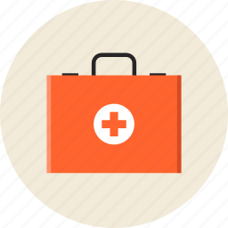 doctor bag, equipment, first aid, health care, healthcare, kit, medical, medicine icon