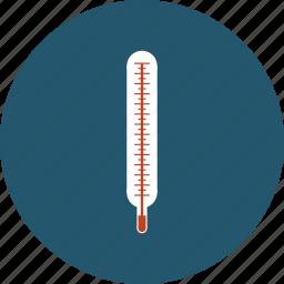 diagnostic, equipment, flu, medical, temperature, thermometer icon