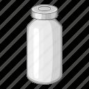 bottle, glass, health, medical, medicine icon