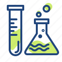 chemistry, clinic, hospital, lab, medichine, research icon