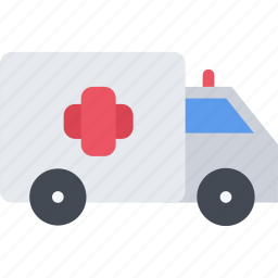 car, clinic, doctor, hospital, treatment icon