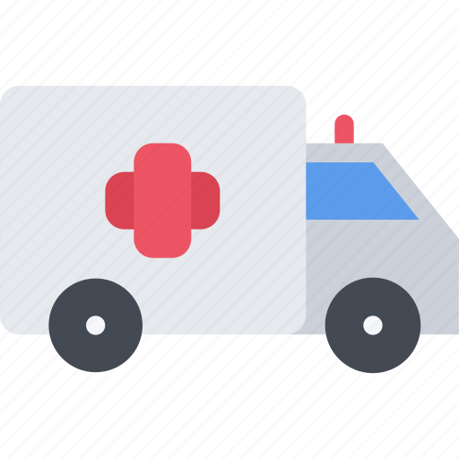 car, clinic, doctor, hospital, treatment icon
