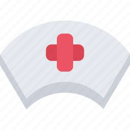 clinic, doctor, headdress, hospital, treatment icon