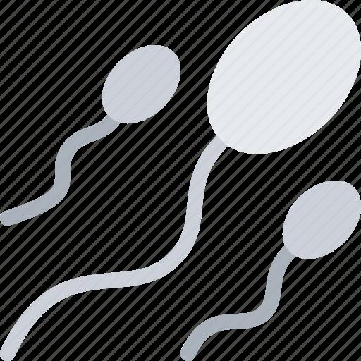 clinic, doctor, hospital, sperm, treatment icon