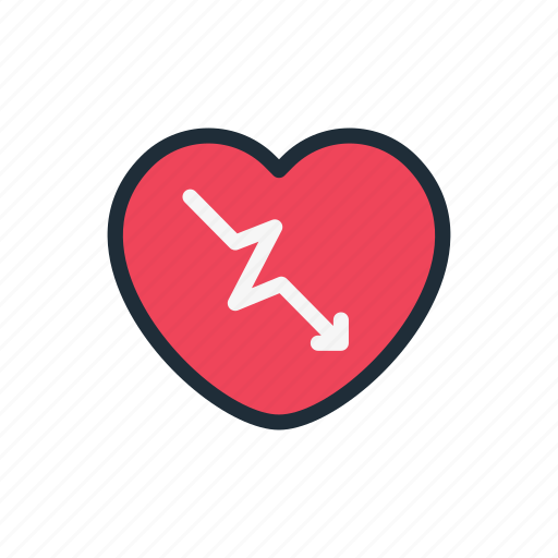 attack, cardiac, cardio, disease, heart, insult, medicine icon