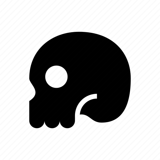 bone, bones, dead, death, halloween, skeleton, skull icon