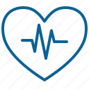 clinic, healing, heart, hospital, love, medicine, nurse icon
