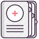 care, hospital, medicine, recovery, treatment icon