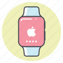 fitness, iwatch, race, run, sports, tracking, workout icon