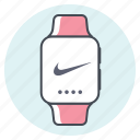 fitness, iwatch, nike, race, running, tracking, workout icon