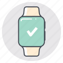 fitness, iwatch, marathon, race, sports, sprint, tracking icon