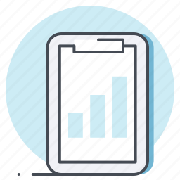 analysis, chart, fitness, graph, performance, sports, tracking icon