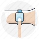 fitness, iwatch, marathon, runner, sports, tracking, workout icon
