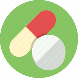 cure, medical, medicine, pills icon