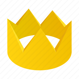 authority, classic, coronation, crown, gold, jewelry, king icon