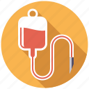 bag, blood, drip, healthcare, infusion, medical, plasma icon