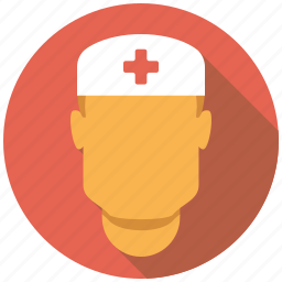 doctor, healthcare, male, man, medical, nurse icon