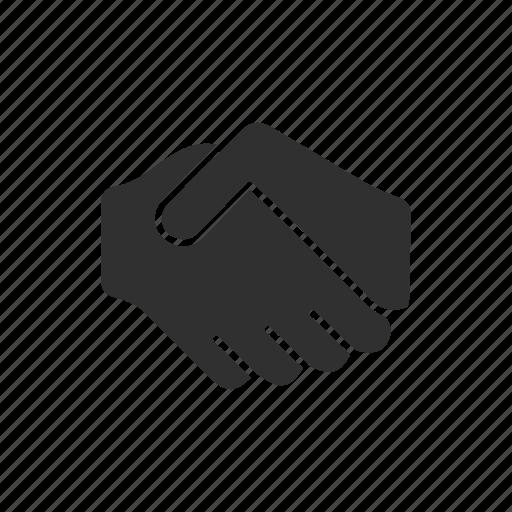 agreement, hands, handshake, introduction icon