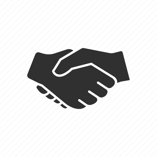 agreement, handshake, introduction, shake icon