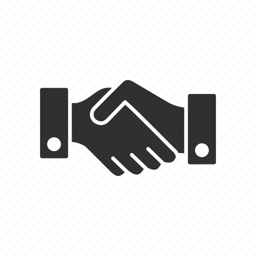 agreement, deal, handshake, introduction icon