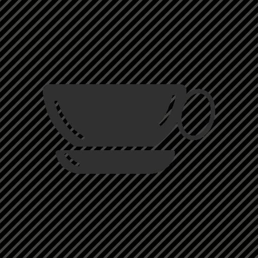 coffee mug, cup, hot coffee, tea cup icon