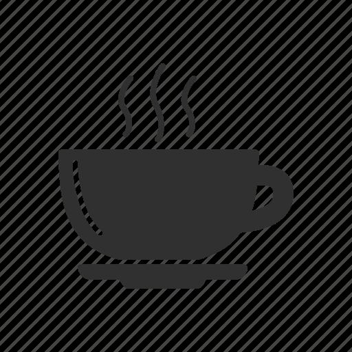 coffee mug, hot coffee, meeting, tea cup icon