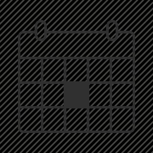 calendar, date, flip calendar, meeting, month, time, wall calendar icon