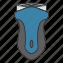 beard trimmer, cutting, electric razor, electric trimmer, razor, shaving machine, trimmer icon