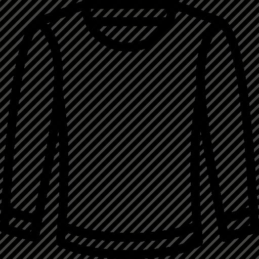 clothing, fashion, jumper, mens, menswear, pullover icon