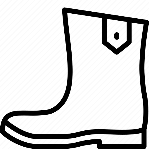 Boot, clothing, fashion, leather, mens, menswear, shoe icon - Download on Iconfinder