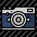 camera, digital, film, photo icon