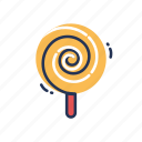 candy, christmas, confectionery, lollipop, sweet, sweets, xmas icon