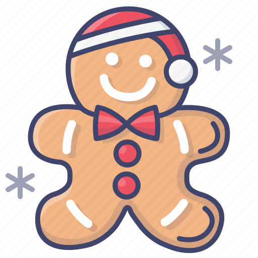 Christmas, gingerbread, xmas icon - Download on Iconfinder