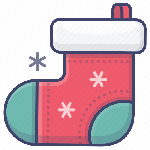 Christmas, sock, socks icon - Download on Iconfinder