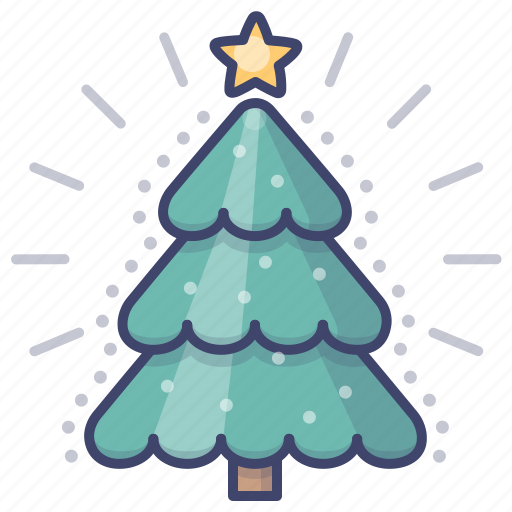 Christmas, tree, xmas icon - Download on Iconfinder