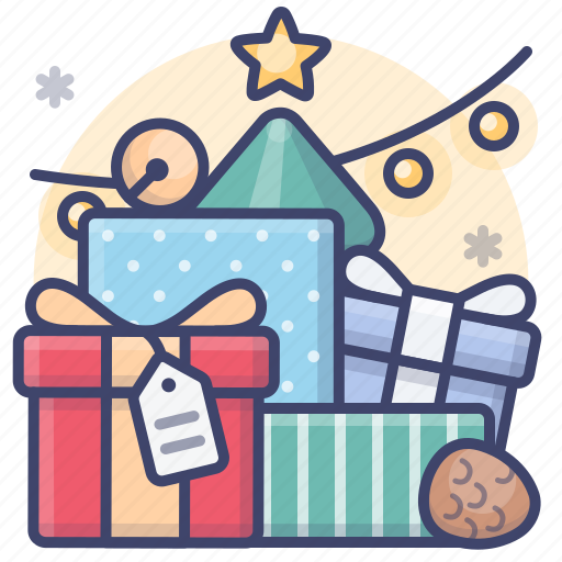 Christmas, gift, gifts, holiday icon - Download on Iconfinder