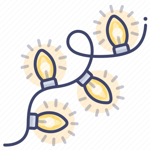 Decoration, holiday, light, party icon - Download on Iconfinder