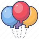 baloon, baloons, holiday, party